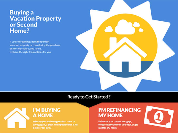 Web project for nycbmortgagedirect
